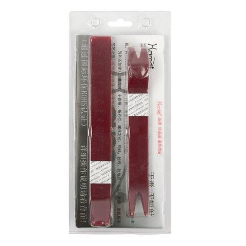 Набор инструментов для снятия обшивки 4 шт – полиуретан Превью 1