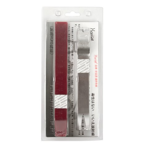 Набір інструментів для знімання обшивки 4 шт – поліуретан/сталь Прев'ю 1