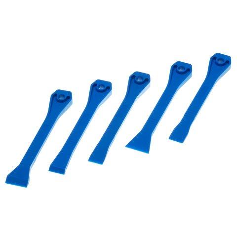 Набір інструментів для знімання обшивки (поліуретан, 27 предметів) Прев'ю 1