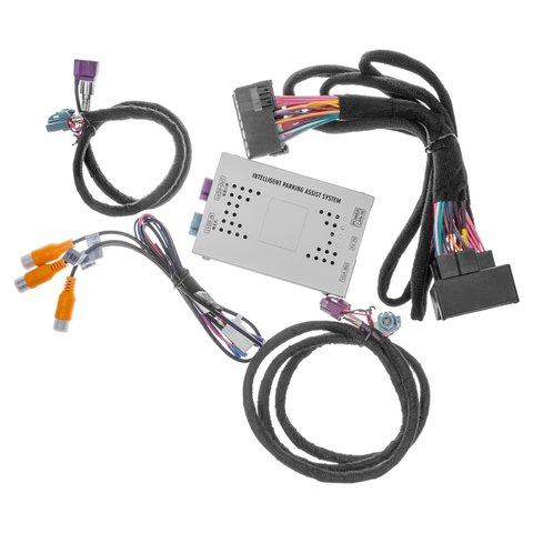 Адаптер подключения камеры заднего и переднего вида для BMW с системой NBT Превью 4