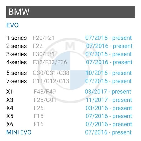 Wireless CarPlay and Android Auto Adapter for BMW with EVO Preview 1