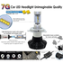 Car LED Headlamp Kit UP-7HL-9004W-4000Lm (9004, 4000 lm, cold white) - /*Preview|product*/