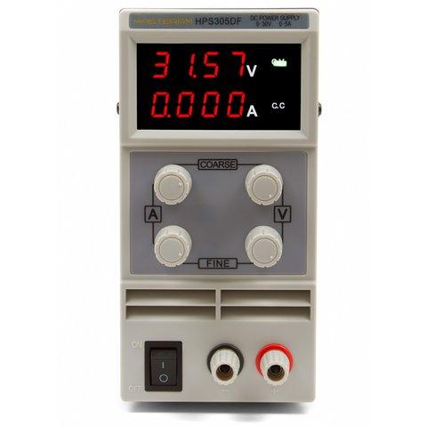 Лабораторный блок питания Masteram HPS305DF