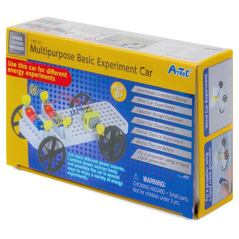 Artec Multipurpose Basic Experiment Car Preview 1