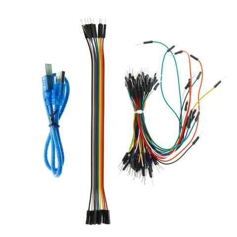 Набор для Arduino Super Starter Kit на базе UNO R3 + руководство пользователя Превью 4