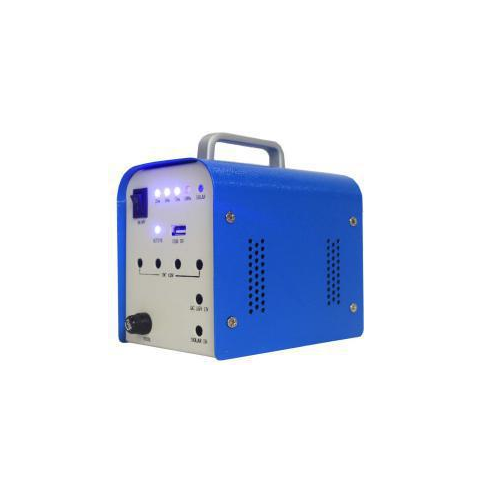 DC Portable Solar Power System, 5 W, 12 V / 4 Ah, Poly 18 V / 5 W Preview 5